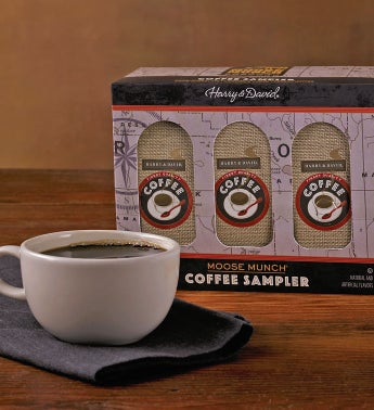 Moose Munch® Coffee Collection