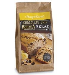 Chocolate Chip Banana Bread Mix (1 lb 2 oz)