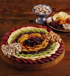 Dried Fruit and Nut Platter