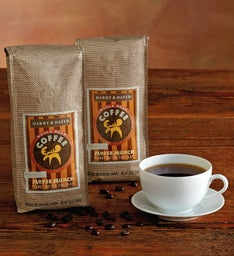 Peanut Butter Chocolate Moose Munch® Coffee Duo