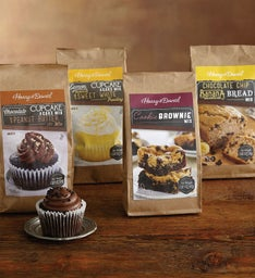 Pick Four Dessert Baking Mixes
