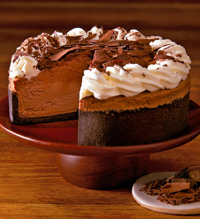 Chocolate Mousse Cheesecake Recipe Dishmaps