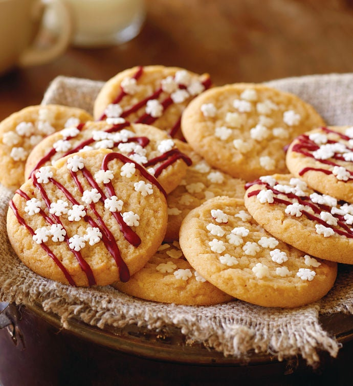 Gluten-Free Holiday Sugar Cookies