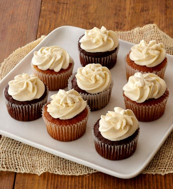 Gluten-Free Cupcake Assortment