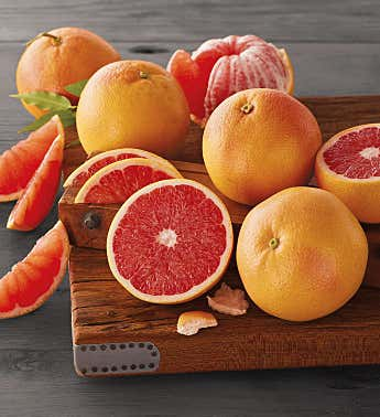 Florida Indian River Ruby Red Grapefruit