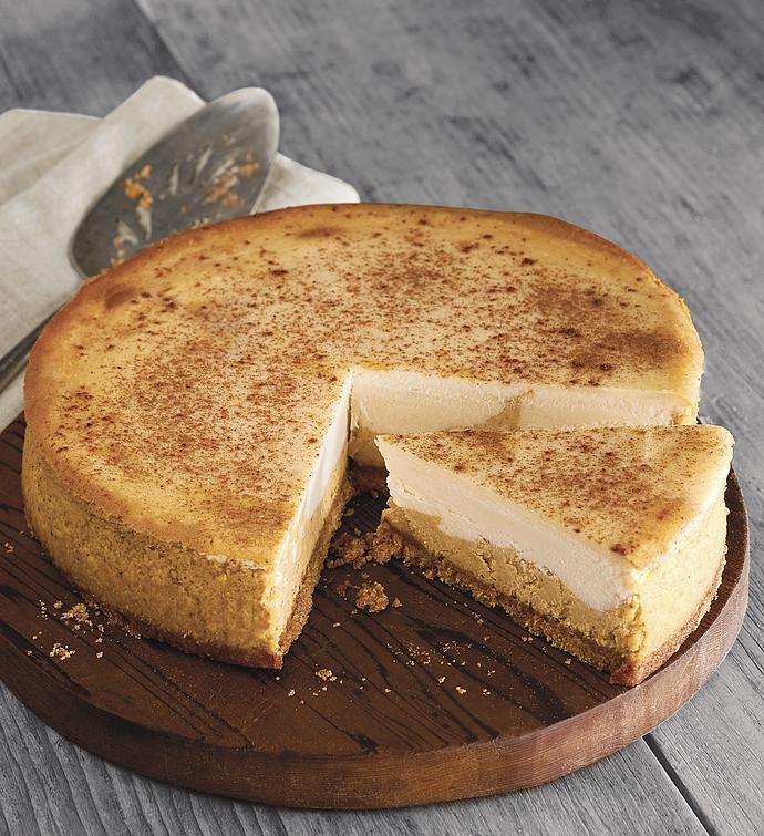 Southern Living Pumpkin Cheesecake