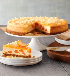 Cushmanstrade HoneyBell Cheesecake