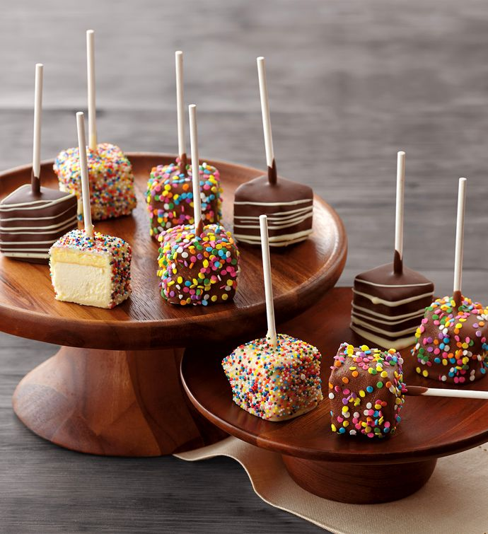 Celebrate Cheesecake Pops