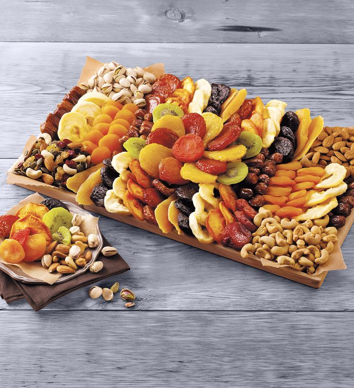 Entertainers Dried Fruit and Nut Tray