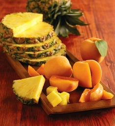 Apricot Pineapple Medley