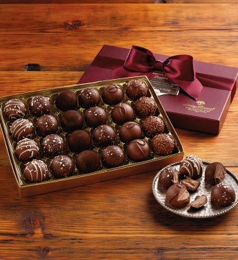 Coffee Shop Truffles