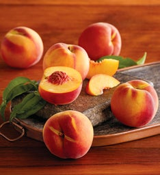 Christmas Peaches