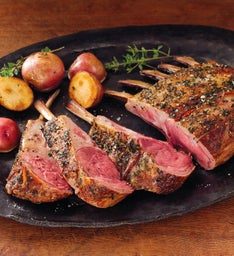 Stock Yards® Rack of Lamb – Two 24-Ounce Racks