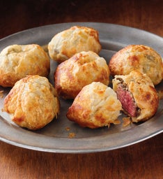 Stock Yards® Beef Wellington Appetizers - 48 Pieces