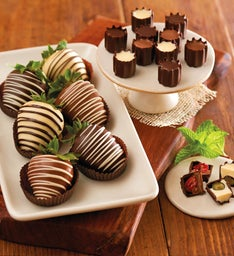 Chocolate-Covered Berry Assortment