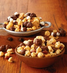 S'mores and Milk Chocolate Moose Munch® Gourmet Popcorn