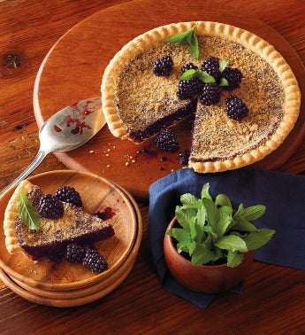 Gluten Free Marionberry Pie by Harry & David