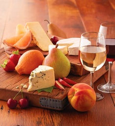 Fruit, Wine & Cheese Club
