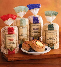 Wolferman's® Signature English Muffin Sampler
