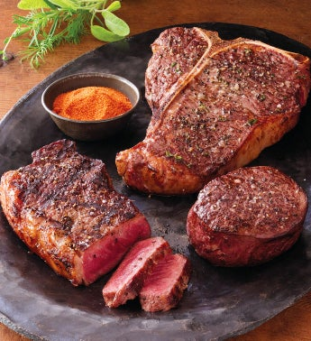 Stock Yards® Steakhouse Club