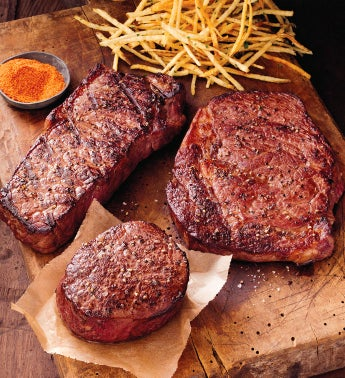 Stock Yards® Ultimate Meat Collection – Two Each USDA Prime