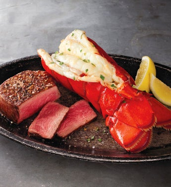 Stock Yards® Surf and Turf – Four Each