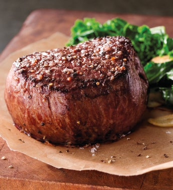 Stock Yards® Filet of Top Sirloin – Two 6-Ounce USDA Choice