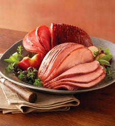 Spiral-Sliced Ham and Turkey