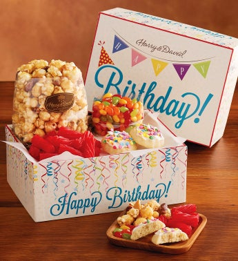 Birthday Sweets Gift Box by Harry & David