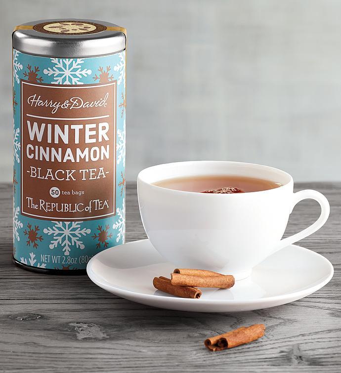 Winter Cinnamon Tea
