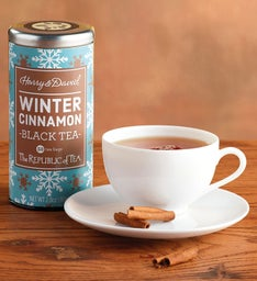 Winter Cinnamon Tea