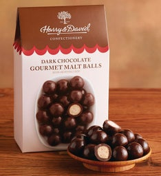 Dark Chocolate Gourmet Malt Balls