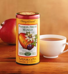 Passionfruit Herbal Tea
