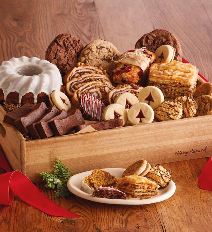 Holiday Bakery Gift Basket | Christmas Gift Baskets | Harry & David