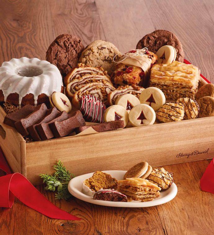 Holiday Bakery Basket by Harry & David