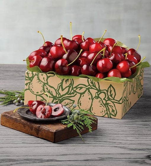 Holiday Plump-Sweet Cherries