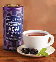 Blackberry Acai Tea