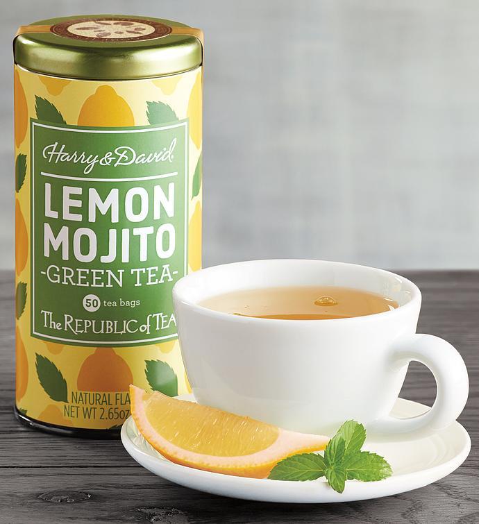 Lemon Mojito Tea