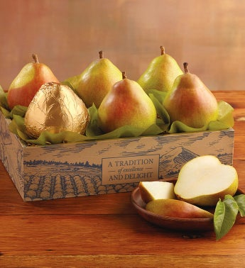 Organic Cream Of The Crop Royal Riviera Pears by Harry & David