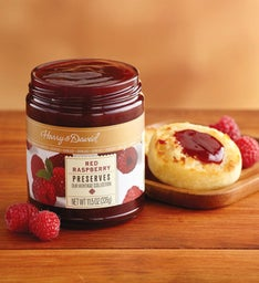 Red Raspberry Preserves (11.5 oz)