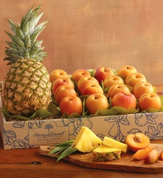 Apricots and Pineapple