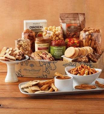 Grand Sweet and Salty Gift Box
