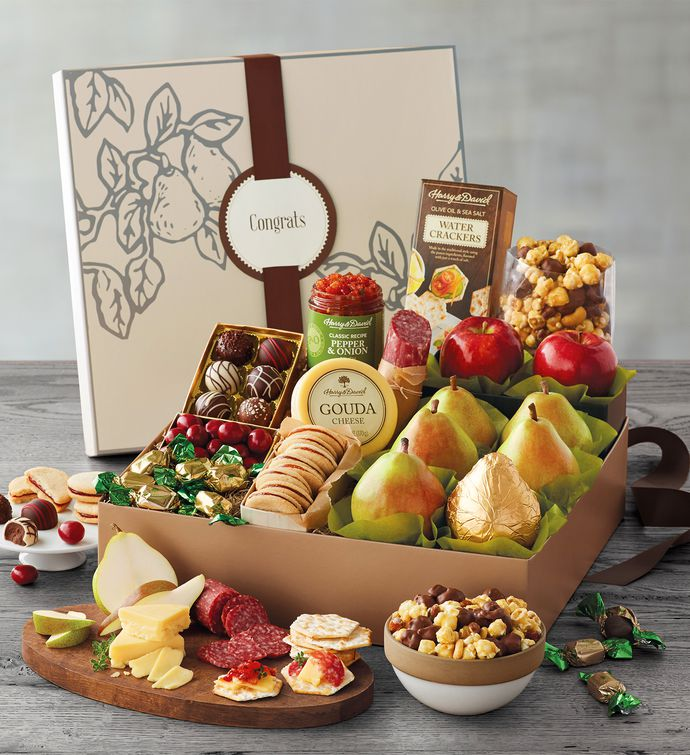 Congratulations Founders' Favorites Gift Box