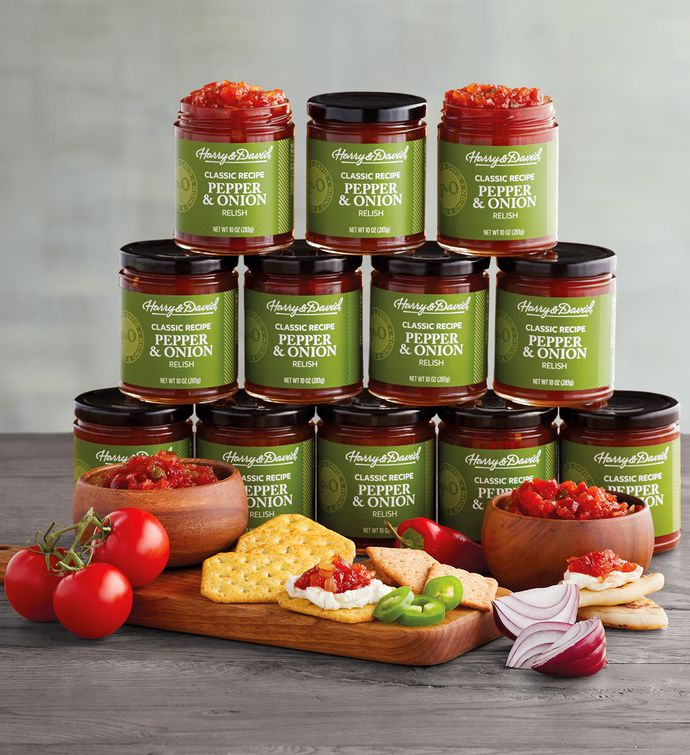 Pack Pepper and Onion Relish
