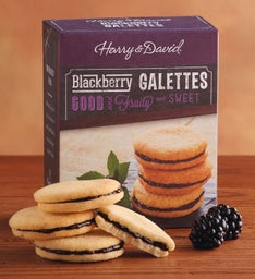 Blackberry Galettes (8 oz)