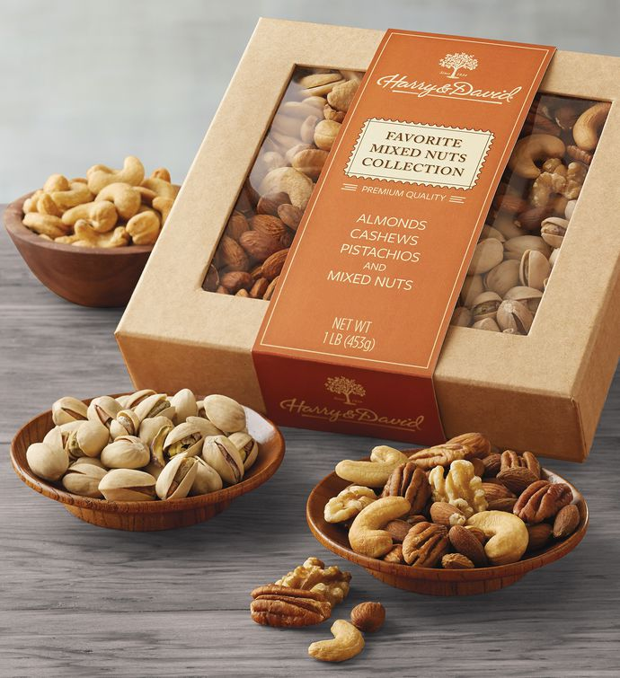 Favorite Mixed Nuts Collection