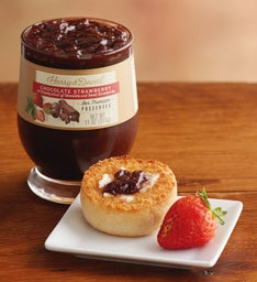 Chocolate Strawberry Premium Preserves