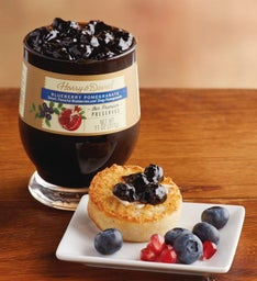 Blueberry Pomegranate Deluxe Preserves