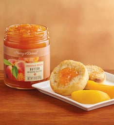 Peach Butter (9.5 oz)