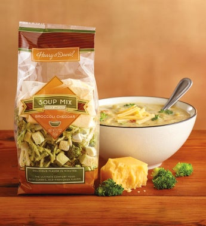 Broccoli Cheddar Soup Mix by Harry & David